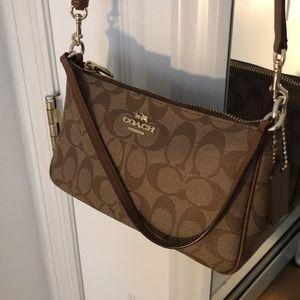 Coach Adjustable Crossbody Bag